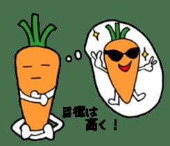 Carrot-chan sticker #5212415