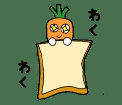 Carrot-chan sticker #5212416