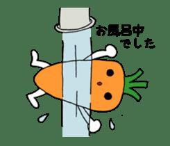 Carrot-chan sticker #5212418