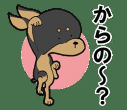 Japanese Slang MINIPIN sticker #5217607