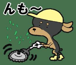 Japanese Slang MINIPIN sticker #5217621