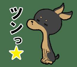 Japanese Slang MINIPIN sticker #5217622