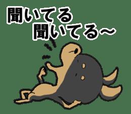 Japanese Slang MINIPIN sticker #5217633