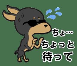 Japanese Slang MINIPIN sticker #5217639