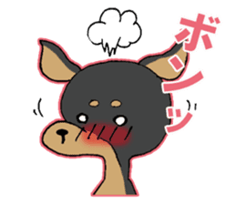 Japanese Slang MINIPIN sticker #5217640