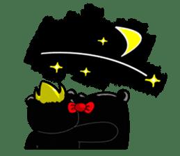 Formosan black bear boss sticker #5217799