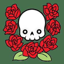 God of death sticker #5223968