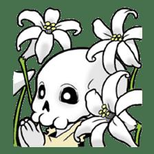 God of death sticker #5223980