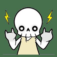 God of death sticker #5224002
