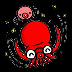 Octopus TAKOTAKO2