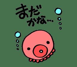 Octopus TAKOTAKO2 sticker #5226669