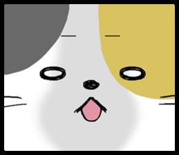 Sticker of a cute cat sticker #5228186