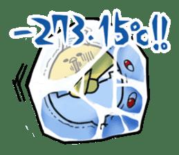 Pharmacist's PIYOKICHI sticker #5230399