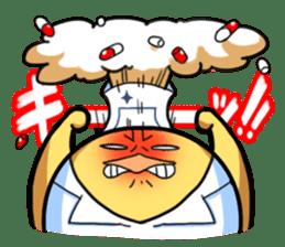 Pharmacist's PIYOKICHI sticker #5230410