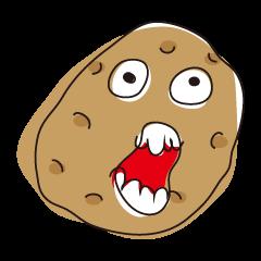 Surprised Potato