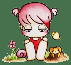 Hondoni (Mochi chiyan) sticker #5241686
