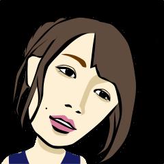 Lazy Izumi and her peculiar acquaintance