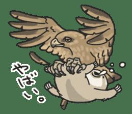 lazy sloth sticker #5253814