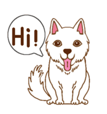 O loves cats & dogs sticker #5254261