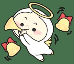 Cute Angel N Devil sticker #5254661