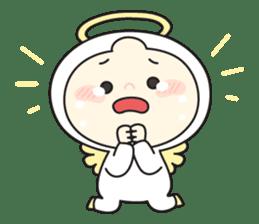 Cute Angel N Devil sticker #5254662