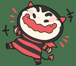 Cute Angel N Devil sticker #5254664