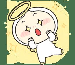 Cute Angel N Devil sticker #5254665