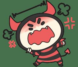 Cute Angel N Devil sticker #5254667