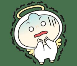 Cute Angel N Devil sticker #5254685