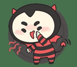 Cute Angel N Devil sticker #5254688