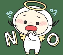 Cute Angel N Devil sticker #5254689