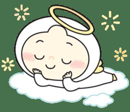 Cute Angel N Devil sticker #5254698