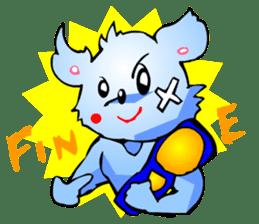 Chihwahwa-kun (Wrestling) sticker #5261542