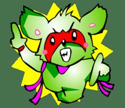 Chihwahwa-kun (Wrestling) sticker #5261553