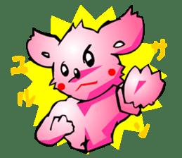 Chihwahwa-kun (Wrestling) sticker #5261559