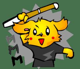 Chihwahwa-kun (Wrestling) sticker #5261564