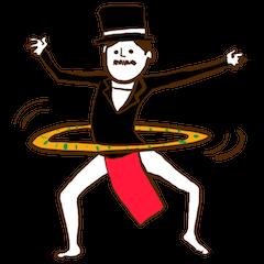 Loincloth gentleman