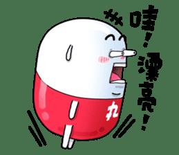 Medicine Boy 02 sticker #5265465