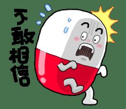 Medicine Boy 02 sticker #5265471