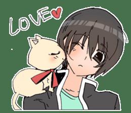 Goto Family -Brother Complex- sticker #5265796