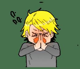 Goto Family -Brother Complex- sticker #5265806