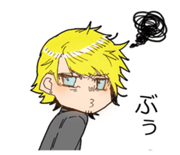 Goto Family -Brother Complex- sticker #5265813