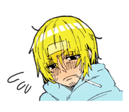 Goto Family -Brother Complex- sticker #5265814
