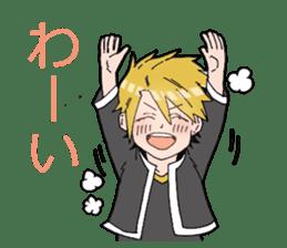 Goto Family -Brother Complex- sticker #5265827