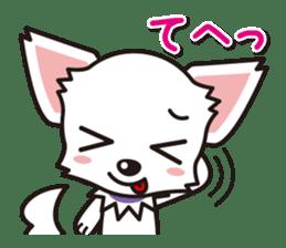 Cute Chihuahuas Aizuchi Stickers sticker #5266373
