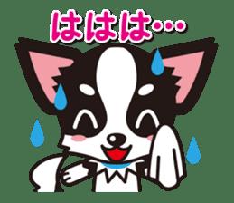 Cute Chihuahuas Aizuchi Stickers sticker #5266377