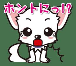 Cute Chihuahuas Aizuchi Stickers sticker #5266389