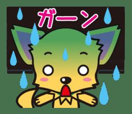Cute Chihuahuas Aizuchi Stickers sticker #5266391