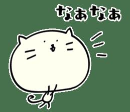 Mie dialect Sticker 3 sticker #5267161