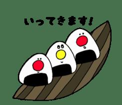Bread and rice sticker #5267322